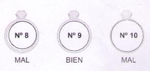 Medidas de anillo